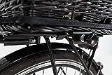 Trixie 13117 Fahrradkorb mit Gitter für Gepäckträger, 35 x 49 x 55 cm, schwarz - 7