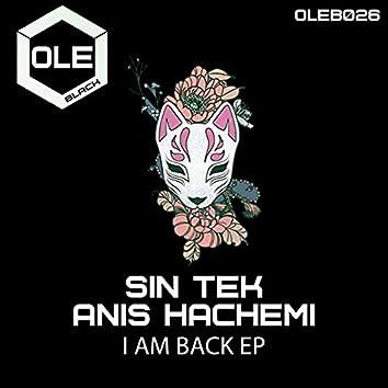 I Am Back EP