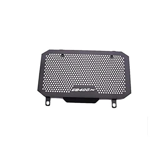 XIAOZHIWEN Cubierta del Enfriador de Aceite de la Rejilla de la Rejilla del radiador de la Motocicleta para Honda CB500X 2013-2019 CB500F 2013-2015 CB400F / X 2013-2015 HNXZW (Color : 7)