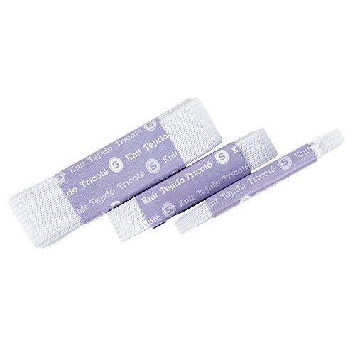SINGER 00418 Knitted Elastic, White