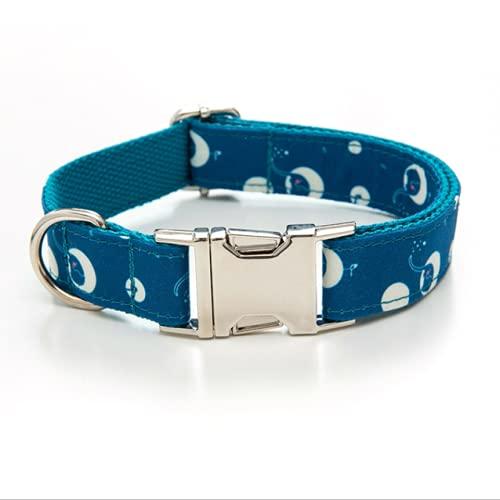 Yetier Collar de Perro, Collar para Mascotas de Elefante bebé, Collar Ajustable Duradero y Juego de Correa