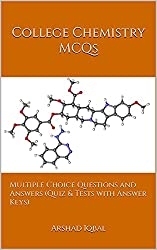 College Chemistry Quiz, MCQs & Tests
