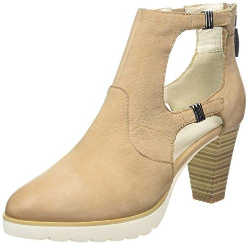 Gerry Weber Shoes Damen Katharina 02 Kurzschaft Stiefel, Beige (Creme 211), 39