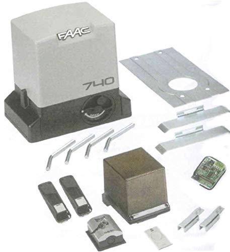 FAAC 1056303445 automatización de la puerta