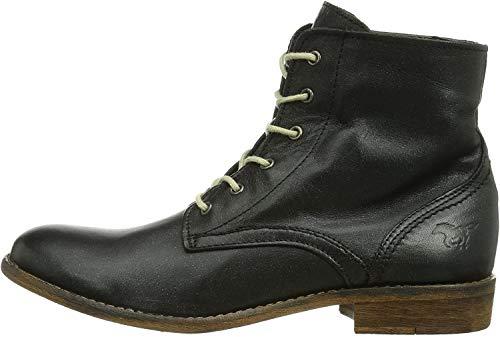 Mustang Damen 2830-502 Combat Boots, Schwarz (9 schwarz), 38 EU