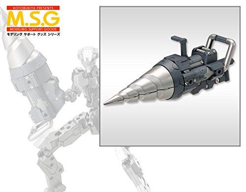 M.S.G モデリングサポートグッズ へヴィウェポンユニット kpMH09// 【 ボルテックスドライバー 】 大型武器ファンにおくる大本命のアイテム!