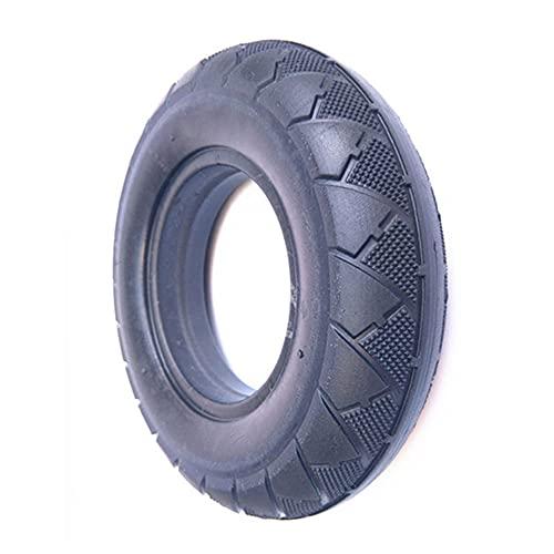 SUIBIAN Neumáticos de Scooter eléctricos, Ruedas Delanteras y traseras de Scooter eléctrico de 8 Pulgadas 200x50 Neumáticos Antideslizantes Resistentes al Desgaste,1 Solid Tire