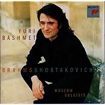 ブラームス&ショスタコーヴィチ:五重奏曲