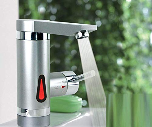 Waterkraan wastafel instant warm water waterkraan keuken badkamer snelle verwarming elektrische warmwatermaker huis kleine keuken schat