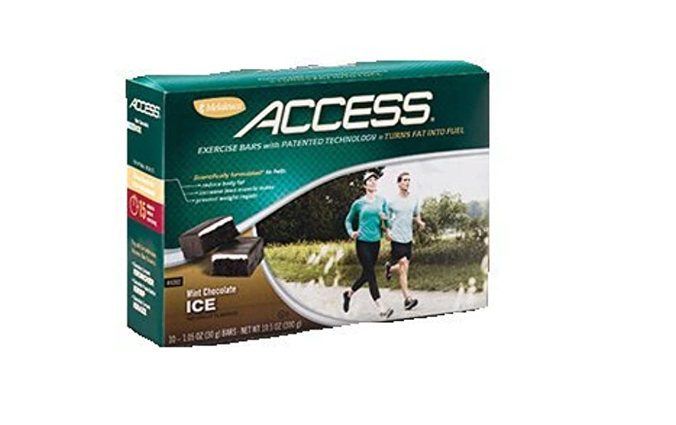 Access Exercise Bars – Mint Chocolate Ice
