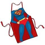 Grembiule Idea Regalo Festa della Mamma Hero'Super Mamma'