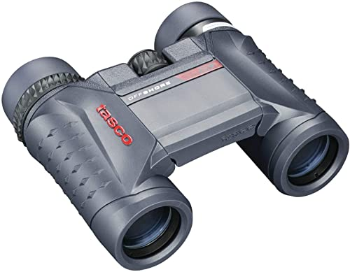 TASCO 200125–Prismáticos (Unisex, Azul