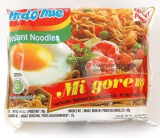 インスタント麺(ミーゴレン) / 80g TOMIZ/cuoca(富澤商店)