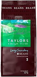 taylors lazy sunday coffee beans