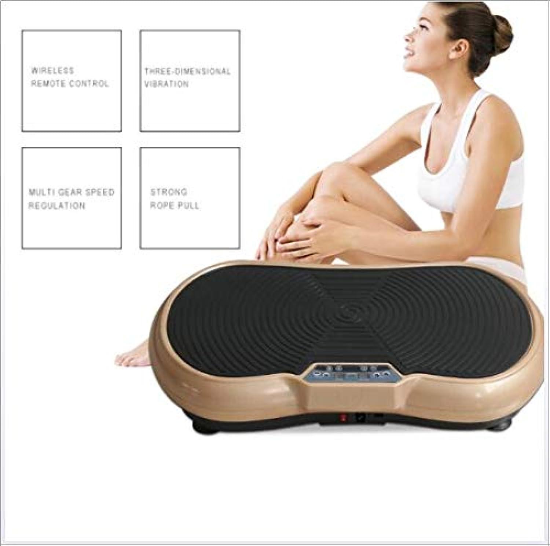 Vibration Platform Full Body Vibrating Massager  Remote Control blueeetooth Music USB Connection