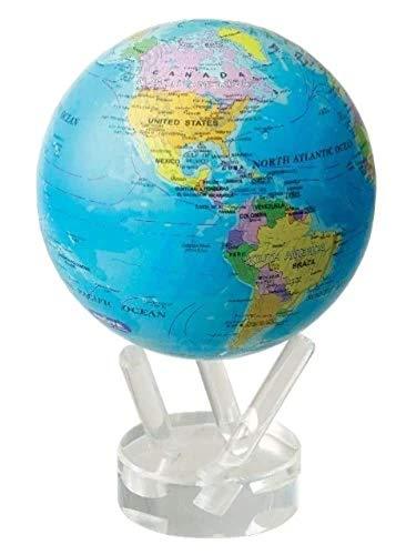 Globe geopolítica Mova–MoVa