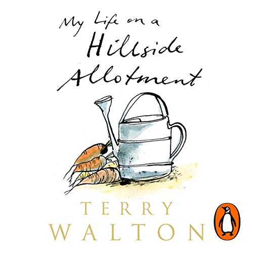 My Life on a Hillside Allotment audiobook cover art