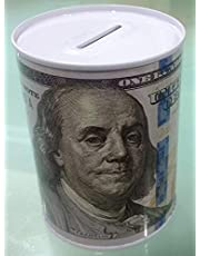HARMONY COIN BOX DESIGN 100 DOLOR SIZE: 7.5 * 10.5