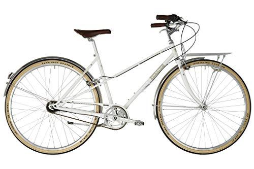 Ortler Bricktown Damen weiß Rahmengröße 48,5cm 2019 Cityrad