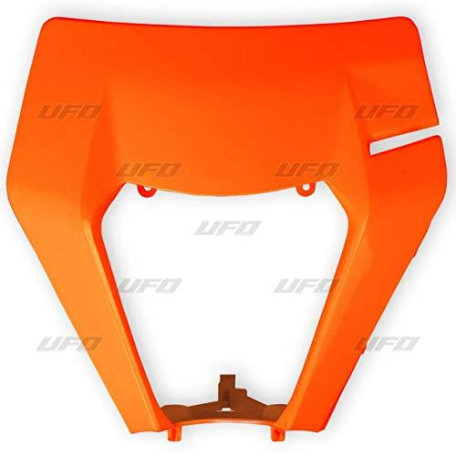 UFO kompatibel mit KTM Lampenmaske OEM EXC EXC-F 2017-2019 Orange