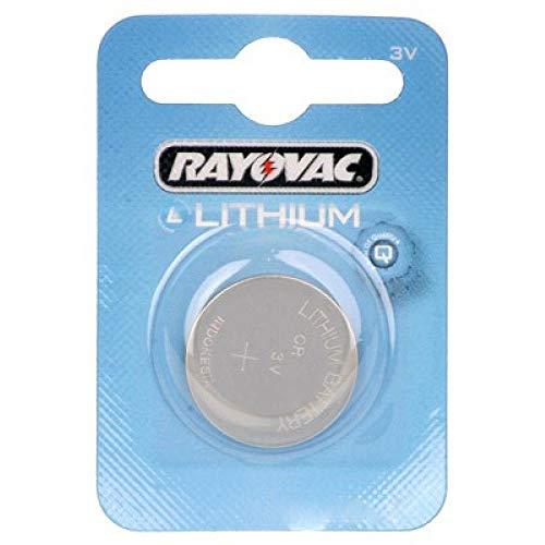 Rayovac CR2025pila de botón de litio, 3V