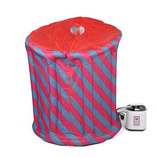 Yxx max Machine de Fumigation Gonflable portative de ménage de boîte de Sauna de Vapeur de Sauna de Vapeur