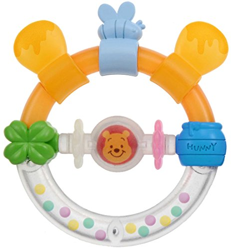 Disney Chers petites mains sucette Rattle Winnie l'Ourson