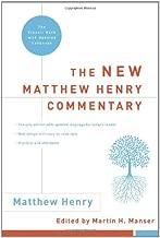 classic bible commentaries matthew henry