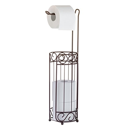 Ribelli WC-Papierrollenständer Klopapierhalter Klopapier Toilettenpapierhalter