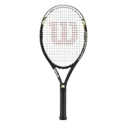 wilson hyper hammer 5.3 tennis racket - perfect choice for begginers