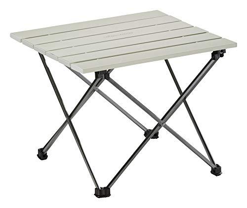 Grand Canyon Tucket Table Mini - Tavolo da Campeggio - Alluminio (Argento)
