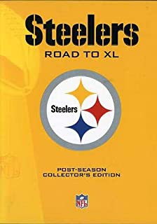 NFL: Pittsburgh Steelers - Road to Super Bowl XL