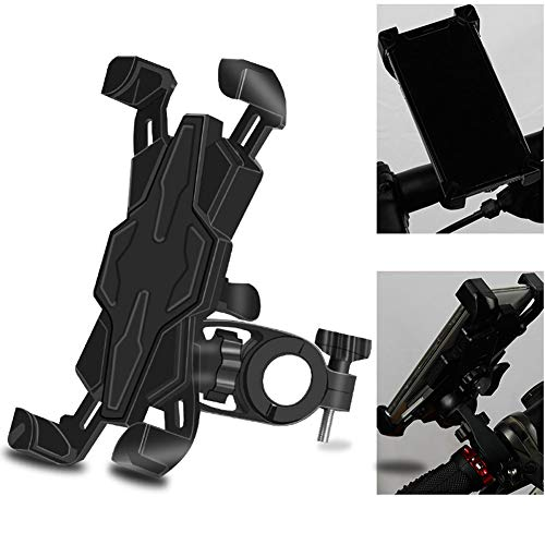 Best Prices! ZXYWW 360° Rotation Bike Phone Mount, Universal Adjustable Bicycle Holder for iOS Andr...