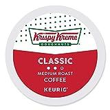 Krispy Kreme Classic Keurig Single-Serve K-Cup Pods, Light Roast Coffee, 96 Count