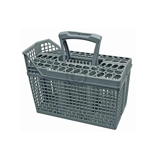 DL-pro Cestello per posate 260 x 240 x 135 mm per AEG Electrolux 111840170 111840170/0 cestello per lavastoviglie Öko Favorit
