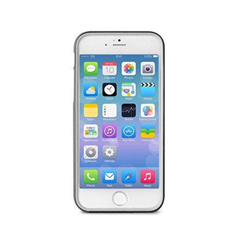 Puro IPC655BUMPERBLK - Bumper Para Iphone 6 Plus