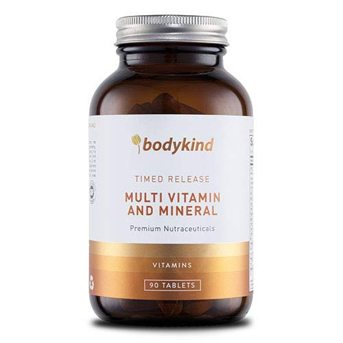 bodykind Timed Release Multi Vitamin and Mineral - 90 Tablets