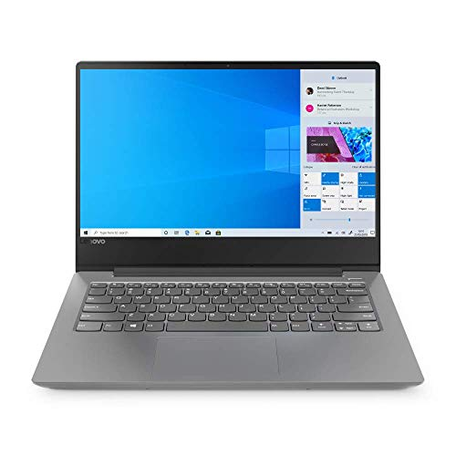 Lenovo IdeaPad 330S 14 Inch FHD Slim Laptop, (Intel Core i3 8th Generation Processor, 8 GB RAM, 128 GB SSD, Windows 10 Home), Platinum Grey