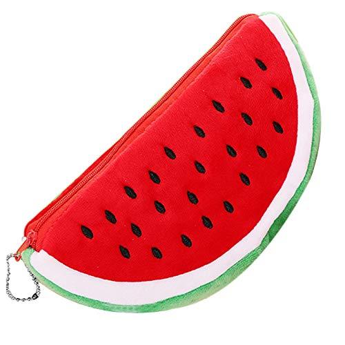 OVBBESS 1 unid más nuevo práctico gran volumen sandía fruta niños lápiz...