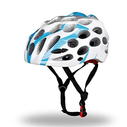 LYY Casco de la Bicicleta Casco de Ciclo Unisex Bicicleta de montaña...