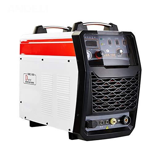 SHIJING plasmasnijmachine -100 snijden stalen buizen driefaseplasmasnijder met draagbare NC-plasmasnijder