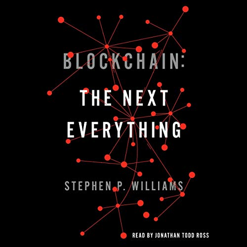 Blockchain: The Next Everything audiobook cover art