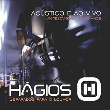 Hágios (Acústico) [Ao Vivo]
