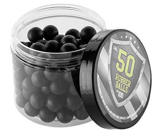 SSR 100 x Rubber Balls 50 .Cal Bolas de Pintura Pelotas de G