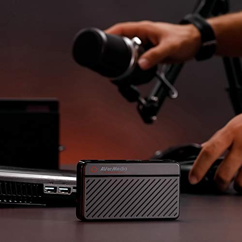 AVerMedia(アバーメディア・テクノロジーズ)『LiveGamerMINI(GC311)』