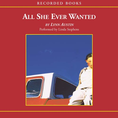 All She Ever Wanted                   By:                                                                                                                                 Lynn Austin                               Narrated by:                                                                                                                                 Linda Stephens                      Length: 14 hrs and 38 mins     283 ratings     Overall 4.4