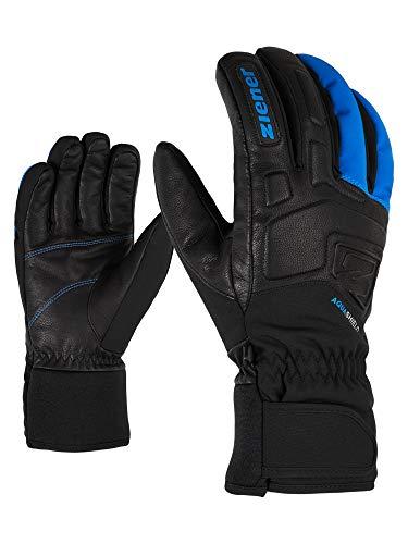 Ziener Erwachsene GLYXUS AS(R) Glove Alpine Ski-handschuhe/Wintersport | Wasserdicht, Atmungsaktiv, , blau (true blue), 10.5