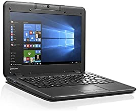 Lenovo ThinkPad N22 (80S60015US) Intel Celeron N3050 1.6 GHz Dual-Core, 4 GB RAM, 32 GB SSD, Webcam, Bluetooth 4.0, 11.6'' Screen, Windows 10
