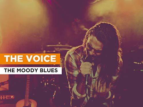 The Voice al estilo de The Moody Blues