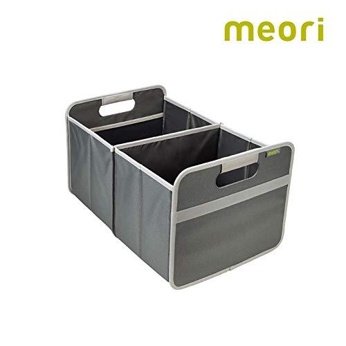 Faltbox Large Home Collection Granite Grey / Uni 32x50x27,5cm Polyester Premium Qualität Wohnen Einrichtung Möbel Sortierung Aufbewahren Verstauen